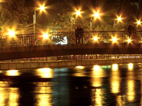 love reflections river bucharest bucuresti bucarest regie rau dambovita noaptea reflexii pairoflovers crampeiedeviata