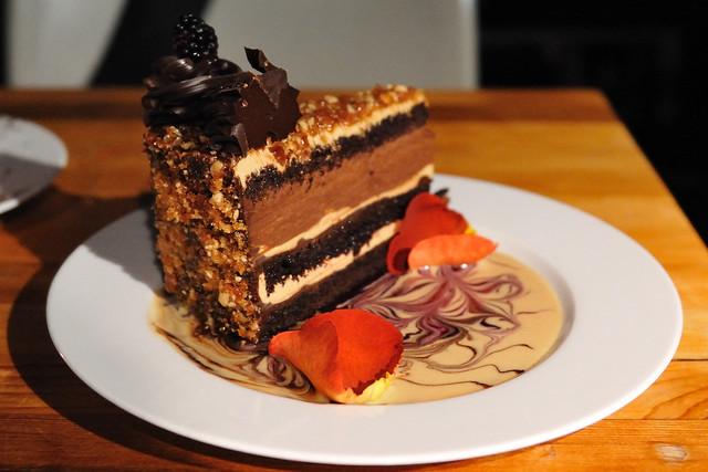 Gianduia Cake Extraordinary Desserts Flickr Photo