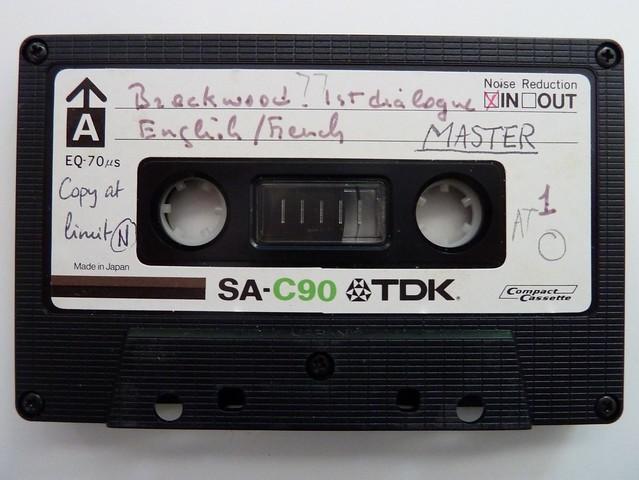 TDK SA-C90 Compact Audio Cassette