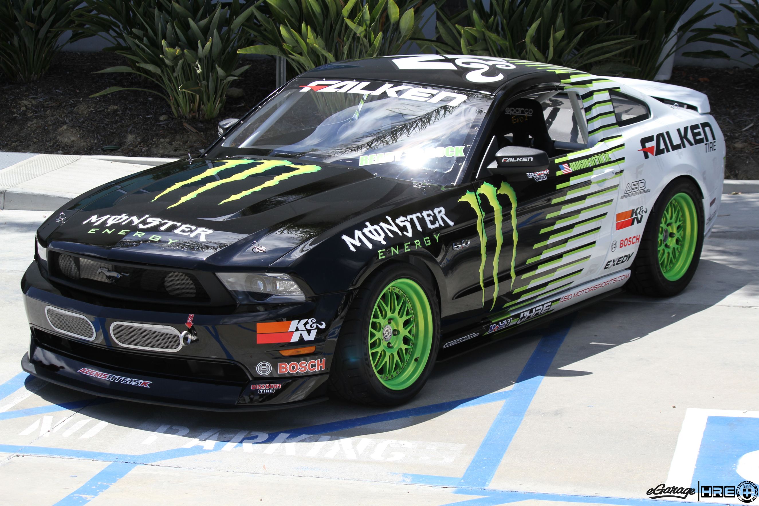 monster energy cars