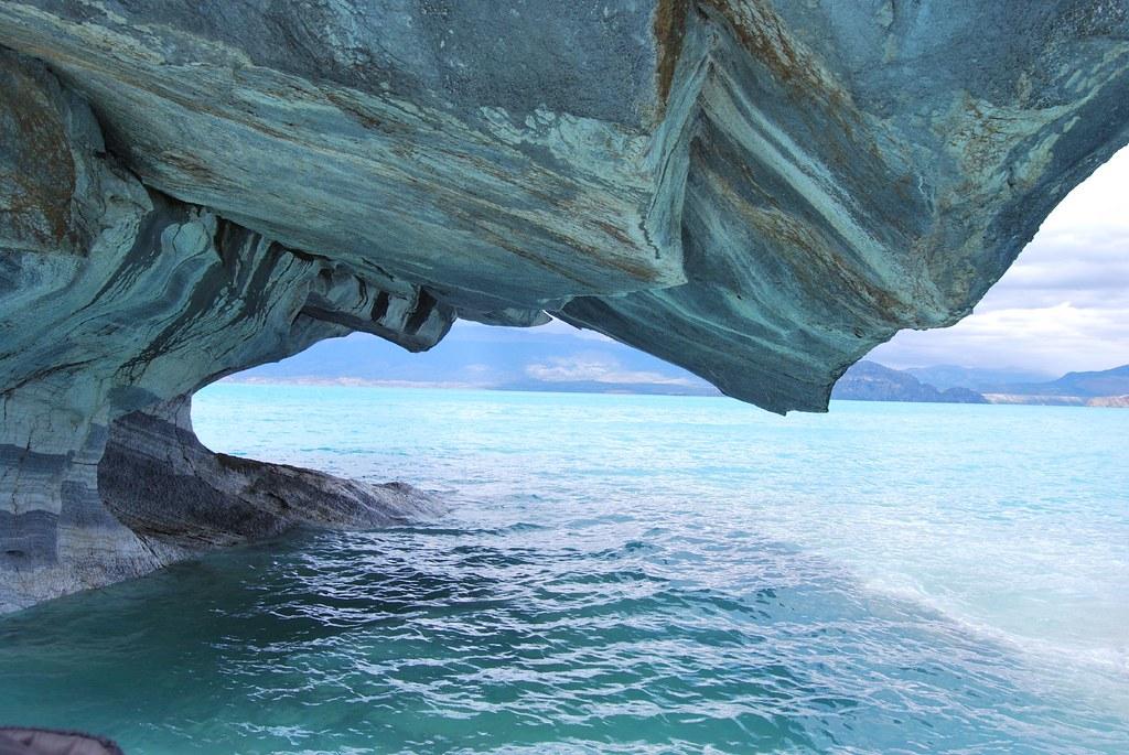 Patagonia_Puerto Tranquilo_Cavernas de Marmol