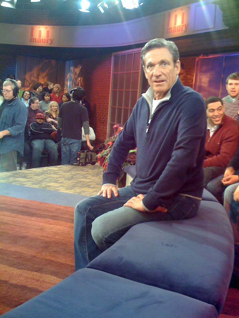 My 24th Birthday - Maury Show