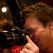 My lens, John's flash'n body, Euan's face by Kyler Storm