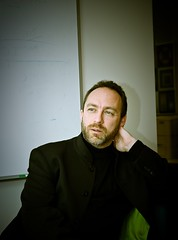 Jimmy Wales - thinking