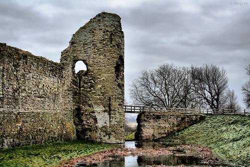 uk winter england searchthebest roman unitedkingdom historical moat soe 1066 pevensey pevenseycastle larigan phamilton thenewselectbest welcomeuk
