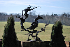 Leeds Castle Aviary