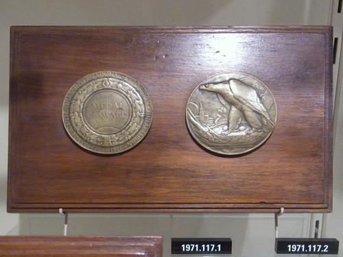 Philadelphia Sesquicentennial International Exposition Medal of Award
