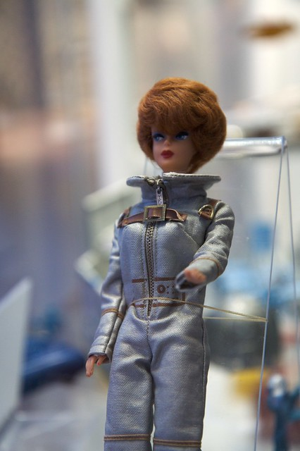 astronaut barbie 1965 - photo #4