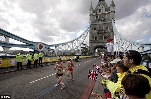 Revisan los planes de seguridad para el Maratón de Londres 2013