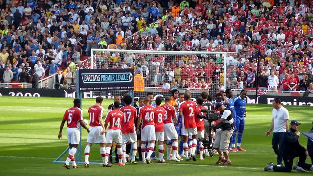 Image Result For Chelsea Vs Arsenal Epl Match