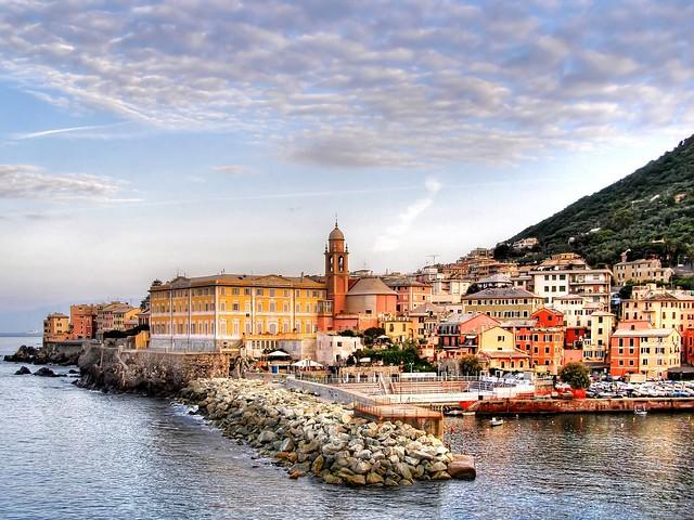 Nervi (Genoa - Italy)