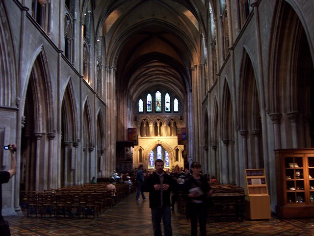 205 -St. Patrick Cathedral, Dublin