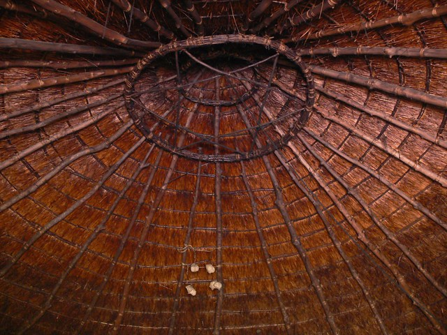 round house roof flickr photo sharing