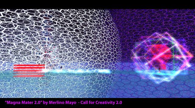 Magna Mater 2.0 - by Merlino Mayo