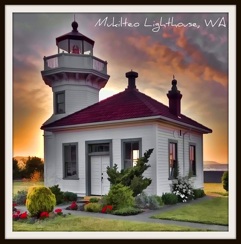 mukilteolighthouse lighthousetrek lightkeeperaward ribbet sunrise sunset lighthouse light house