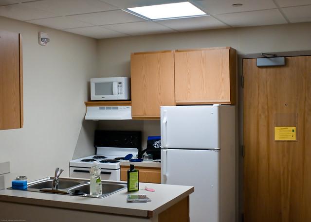 Svsu Dorm Room Kitchen Flickr Photo Sharing