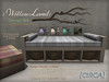 Homestuff Hunt Prize - [CIRCA] - WillowLand - Lounge Set - Homestuff Hunt
