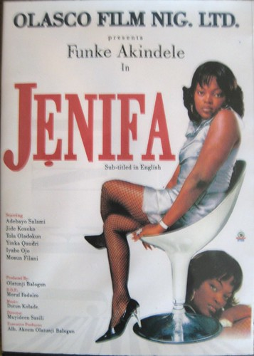 Jenifa Nigerian Movie (Part 1) - A Yoruba Film