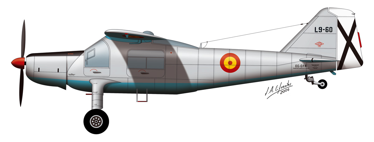 Dornier 27 FIO