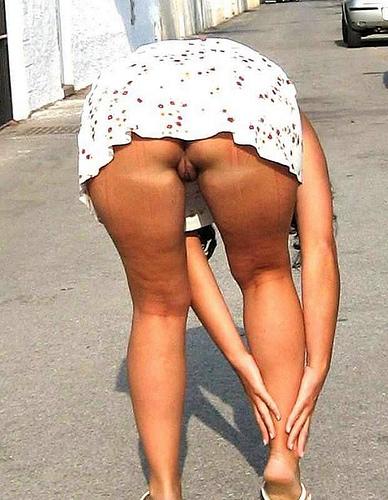 этого загляни под юбку фото раком началу хотела, убедил