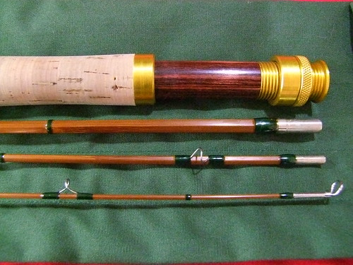 Bamboo fly rod ferrules fishing talks
