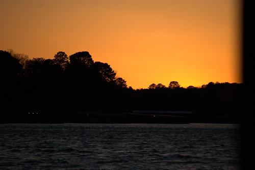 light sunset lake water waves thebiggestgroup baronsquirrel
