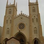 St. Francis Xavier Church - Melaka, Malaysia
