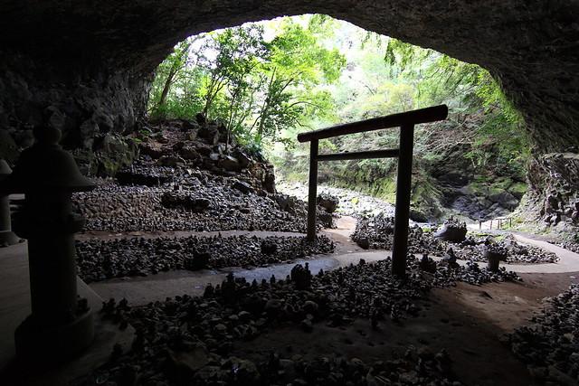 Religious Cave / 仰慕窟(ぎょうぼがいわや)