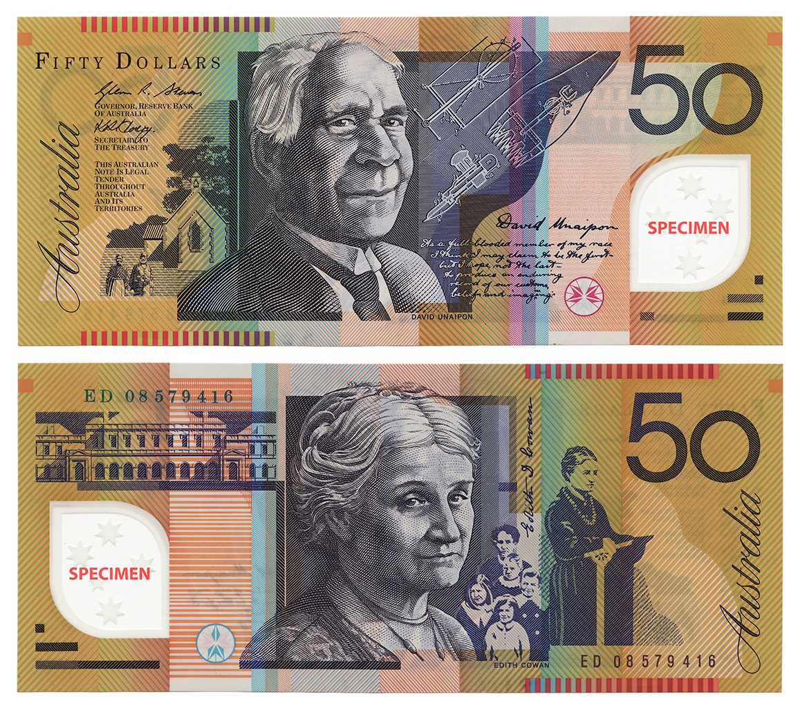 50 Australian Dollars - a photo on Flickriver