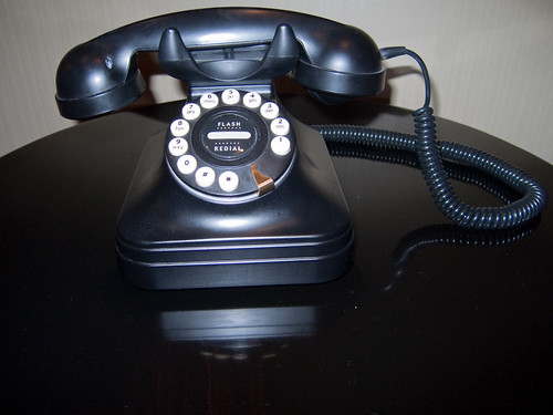 Marriott Hotel Retro Phone