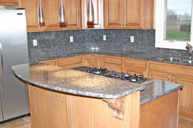 Bar Granite Countertops : Granite Kitchen Bar Tops Countertops Flickr - Photo Sharing!
