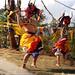 Ritual Mask Dance by footaleufoo