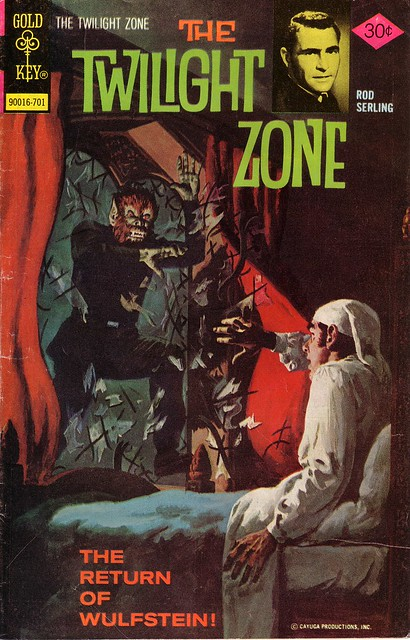 Book Cover Series Zone : The twilight zone nr flickr photo sharing