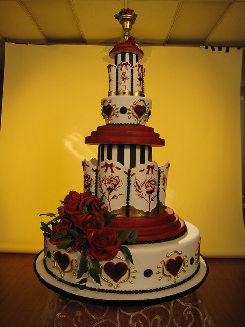 Amazing Wedding Cakes Christopher Garren