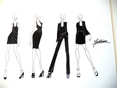 fashion design, drawing, fashion illustration, illustration,
