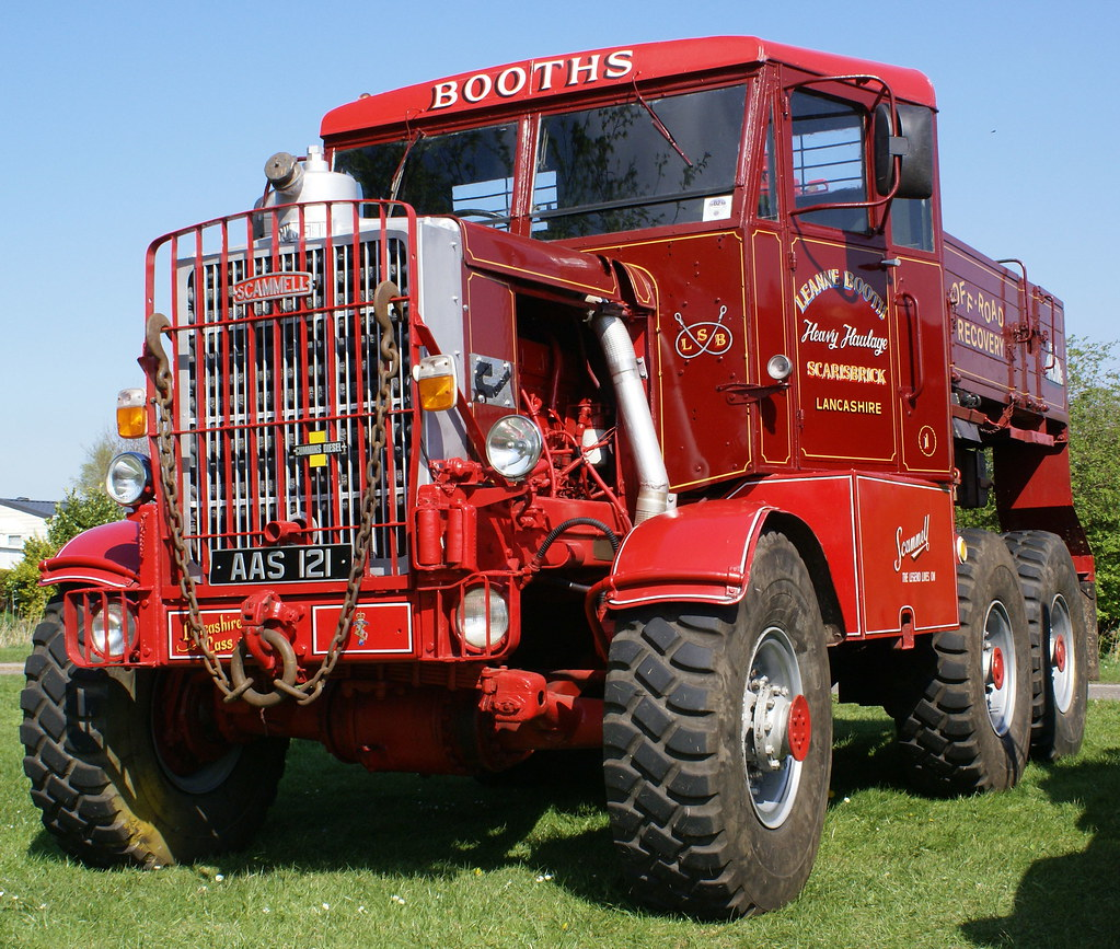 Leanne Booth Scammell Explorer