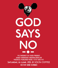Volta Presents: God Says No