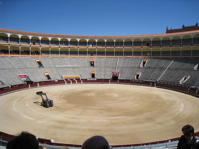 Bullring - wide view