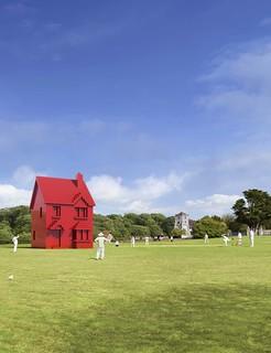 Cricket – final retouch