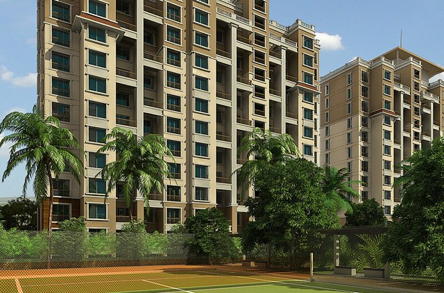 Om Developers' Tropica Blessed Township of 2 BHK & 3 BHK Flats in Ravet PCMC Pune 412 101 - 3