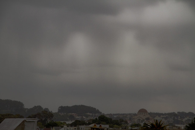Rain in San Francisco (2011)