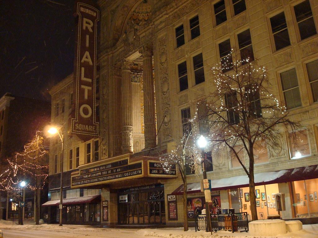 Rialto Square Theatre, Joliet, IL
