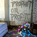 Prophet or Pro£it at the Pure Evil Gallery