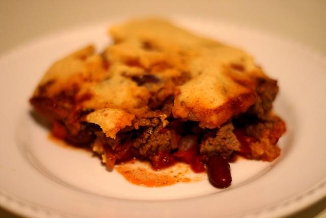 Turkey Tamale Pot Pie | Flickr - Photo Sharing!