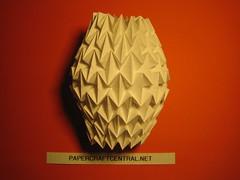 Ornament - Flexible Ball Paper Ornament 12 Photos 926