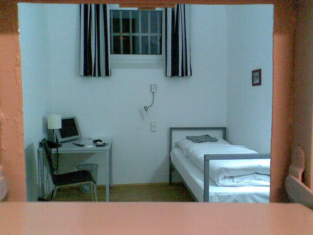 Knast Hotel Alcatraz Kaiserslautern 2