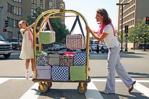 Ame & Lulu Duffle Bags