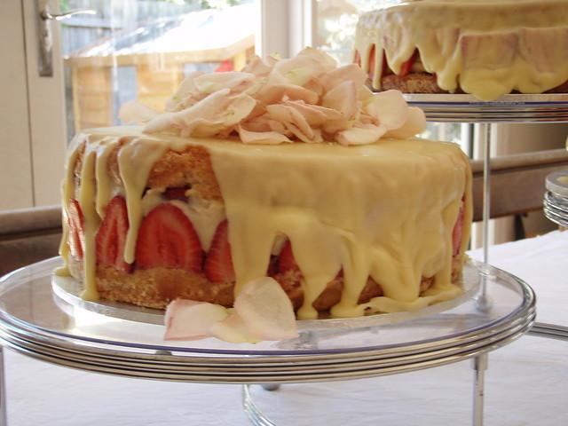 Zuppa Inglese Wedding Cake | Flickr - Photo Sharing!