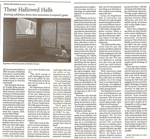 These Hallowed Halls - The Women's Times, 2009