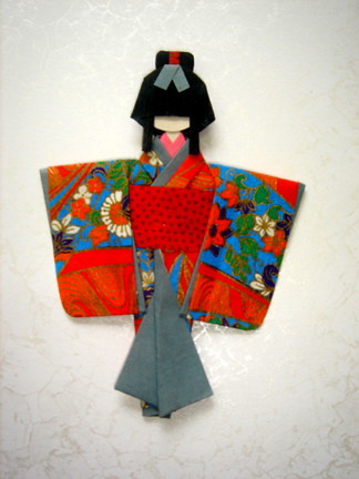 japanese folded patchwork instructions
